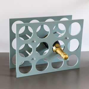 Wooden Wine Rack More Colours 30% Off
