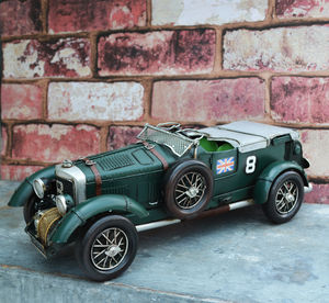 Tinplate Blower Bentley