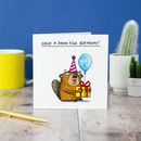 Have A Damn Fine Birthday! Card