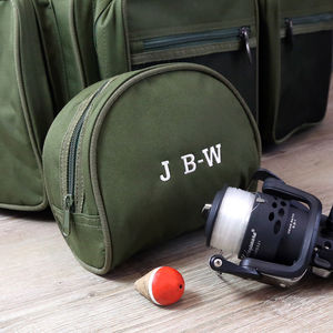 Personalised Fishing Reel Case