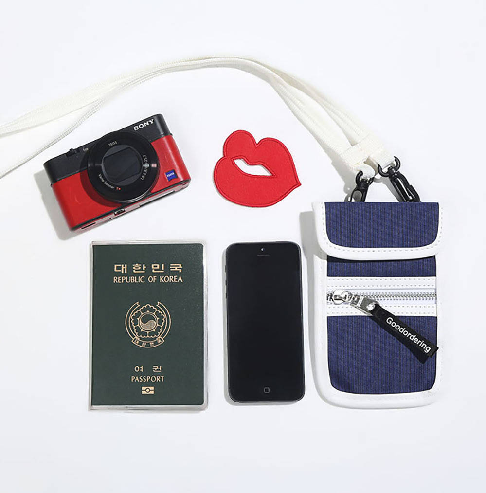 Phone Pouch Case Card Holder