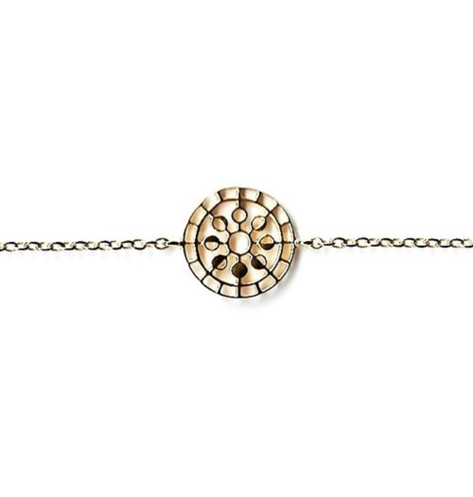 img third bracelet eye product light bone brown mandala yak