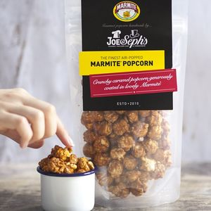 Marmite Popcorn - chocolates & confectionery