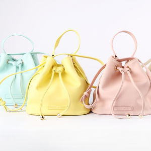Macaroon Bucket Bag - brand new partners