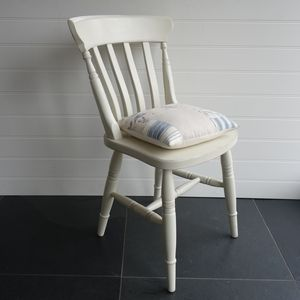 Farmhouse Chair Hand Painted In Any Colour