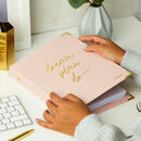 Personalised Dream Plan Do Life Planner
