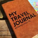 Travel Journal 'Undated'