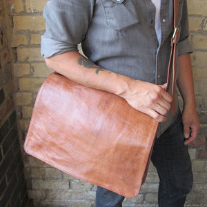 Victor Messenger Bag