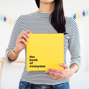 The Book Of Everyone: A Special Personalised Gift Book
