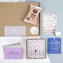 Personalised Hug In A Box Gift Box