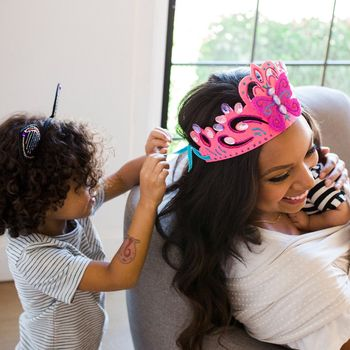 Make Your Own Princess Crown