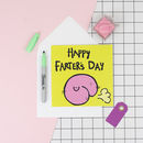 Farter's Day Funny Father's Day Card