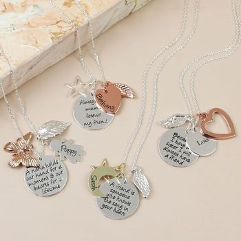 Personalised Meaningful Words Necklace