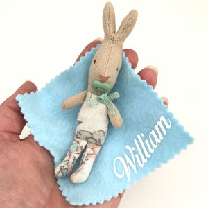 Vintage Style Baby Rabbit - whatsnew