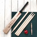 Personalised Wedding Day Cricket