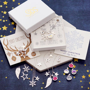 Lucky Dip Christmas Jewellery Gift - necklaces & pendants