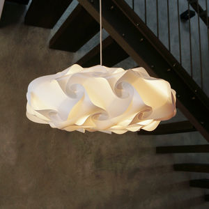 Topingo Light Pendant Lampshade - living room