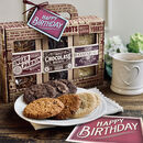 Happy Birthday Biscuit Gift Box