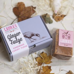 Luxury Ginger Fudge