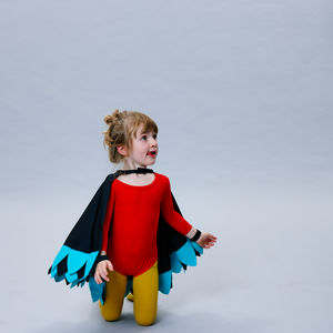 Blue Bird Cape