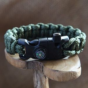 Survival Scout Bracelet - men's jewellery
