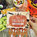 Halloween At Home Treasure Hunt Personalised