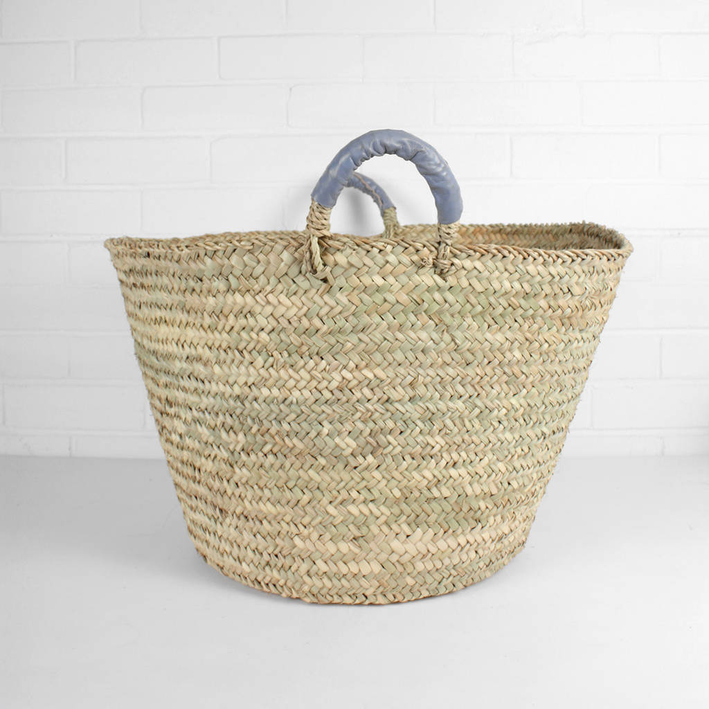 Moroccan Storage Basket
