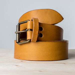Reuben Leather Belt