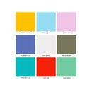 Cover colour palette