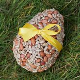 Bird Seed Easter Egg Alternative - pets