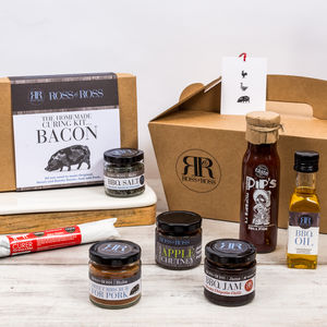 Make Your Own Bacon And Snack Hamper