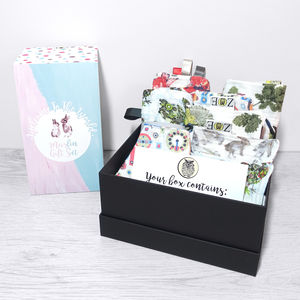 'Welcome To The World' Travel Gift Set
