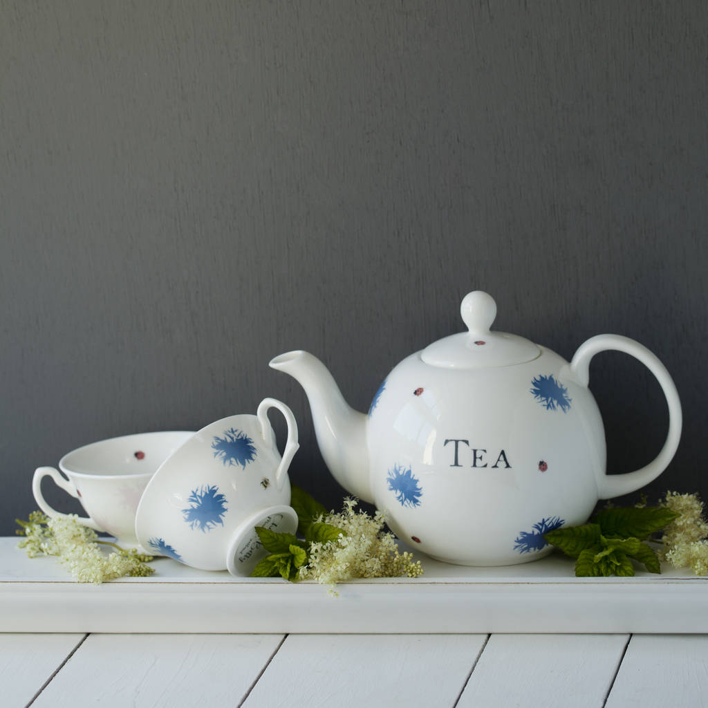 Bloom Hand Decorated Personalised China