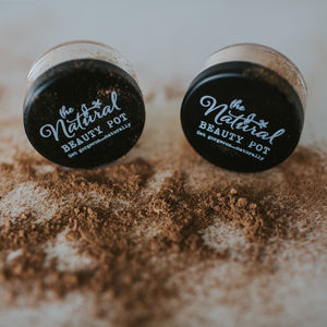 Natural Mineral Foundation - more