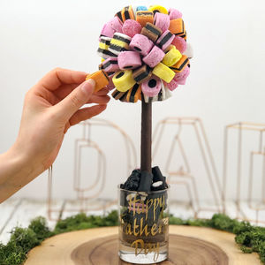 Personalised Allsorts Sweet Tree - summer sale