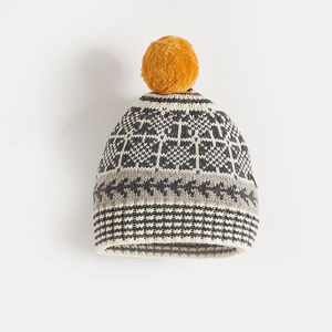 Scoot Chunky Baby And Kids Pom Pom Hat - christmas clothing & accessories