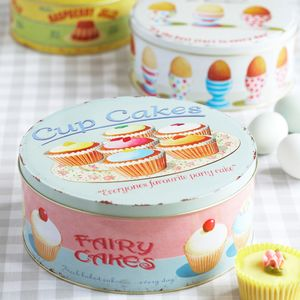 Set Of Cake Tins
