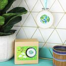 Mini Cross Stitch Crafting Bundle Earth And Avocado