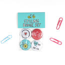 Cycling Badge Set