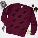 Lost World Dinosaur Unisex Sweatshirt