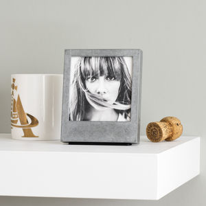 Instant Photo Style Frame With Printing - gifts for teenage boys