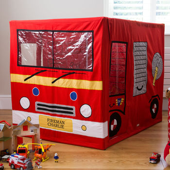 Fire Engine Play Tent
