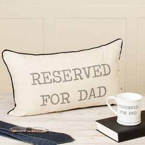 Reserved For Dad Gift Set