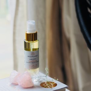 Restore Crystal Infused Rose Quartz Aura Spray - massage & aromatherapy