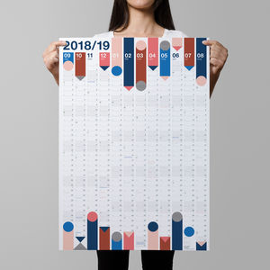 New Academic Year Planner 2018/19 - off to university