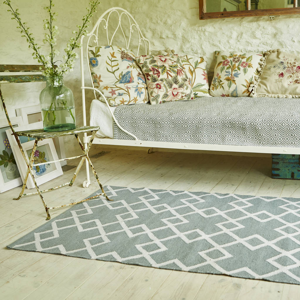 Juno Rug By Weaver Green