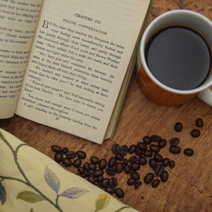 Vintage Book And Coffee Gift Subscription - valentine's gifts for her