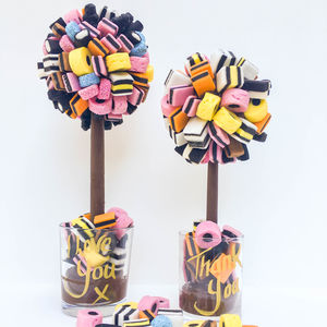 Personalised Allsorts Sweet Tree - under £25
