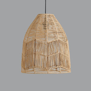 Rope Pendant Light Or Lampshade Number Four