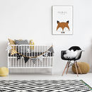 Fox 'Dream Big Little One' Baby Poster